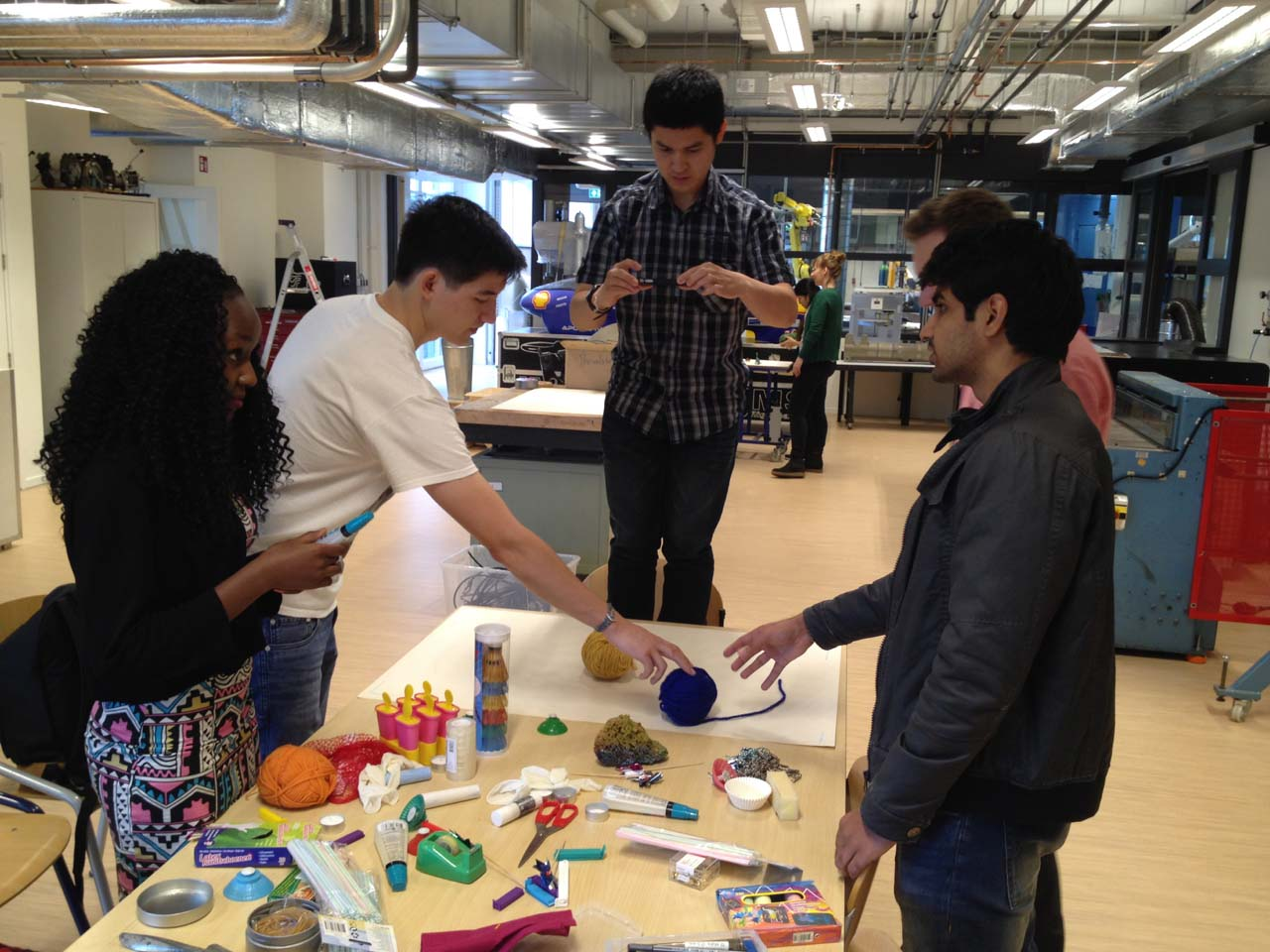 inholland composites masterclass art meets science annette beentjes honours programme