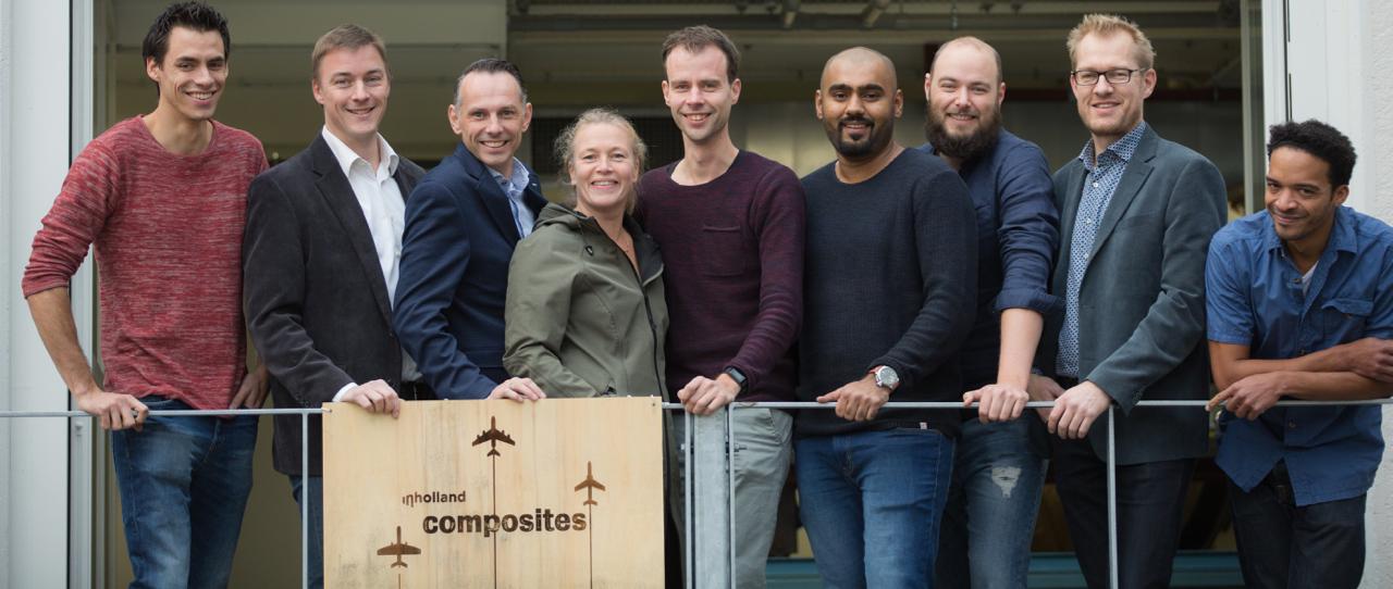 inholland composites team