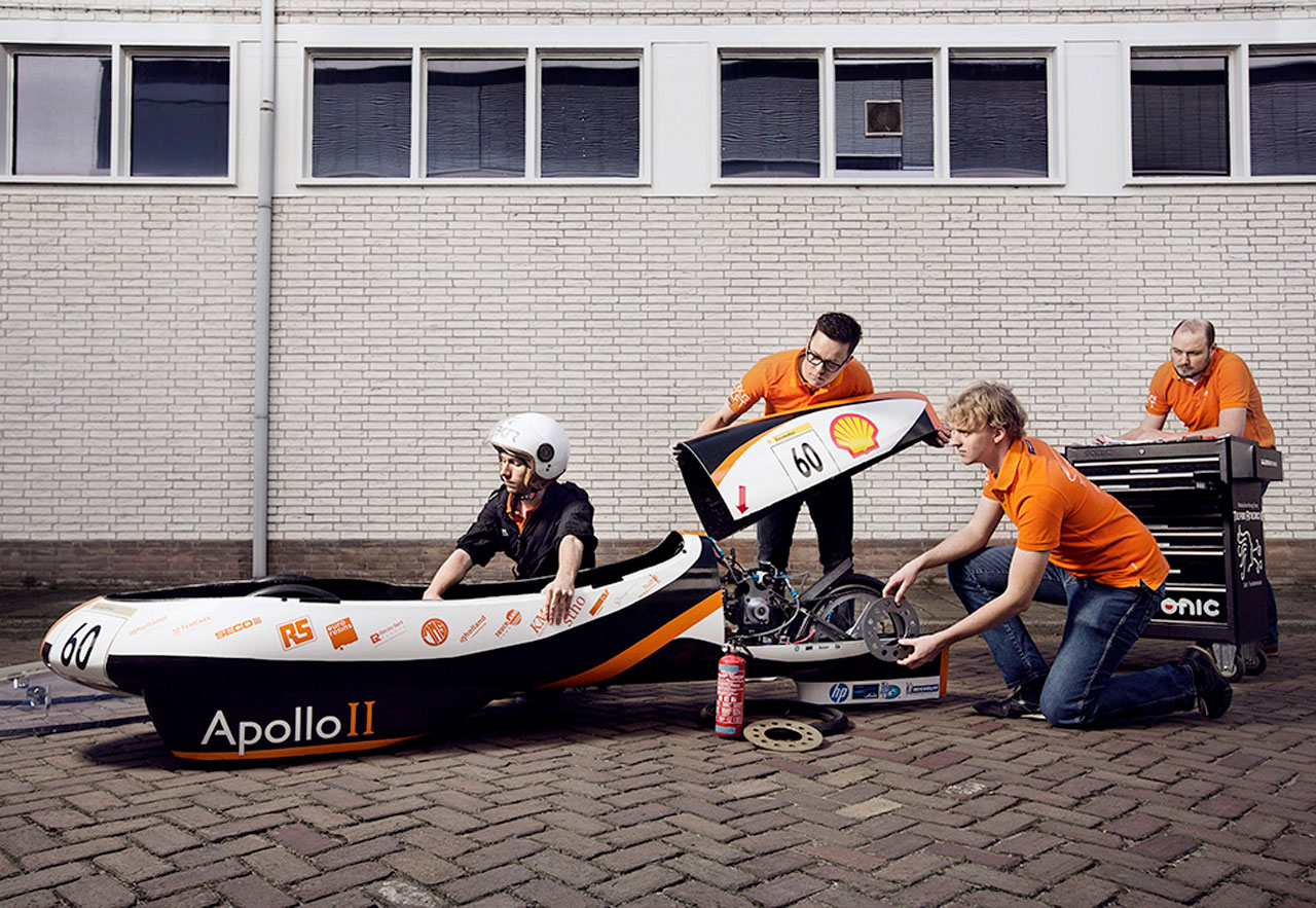 inholland composites innovation studio apollo anemo aquilo aeronautical engineering students graduation assignments