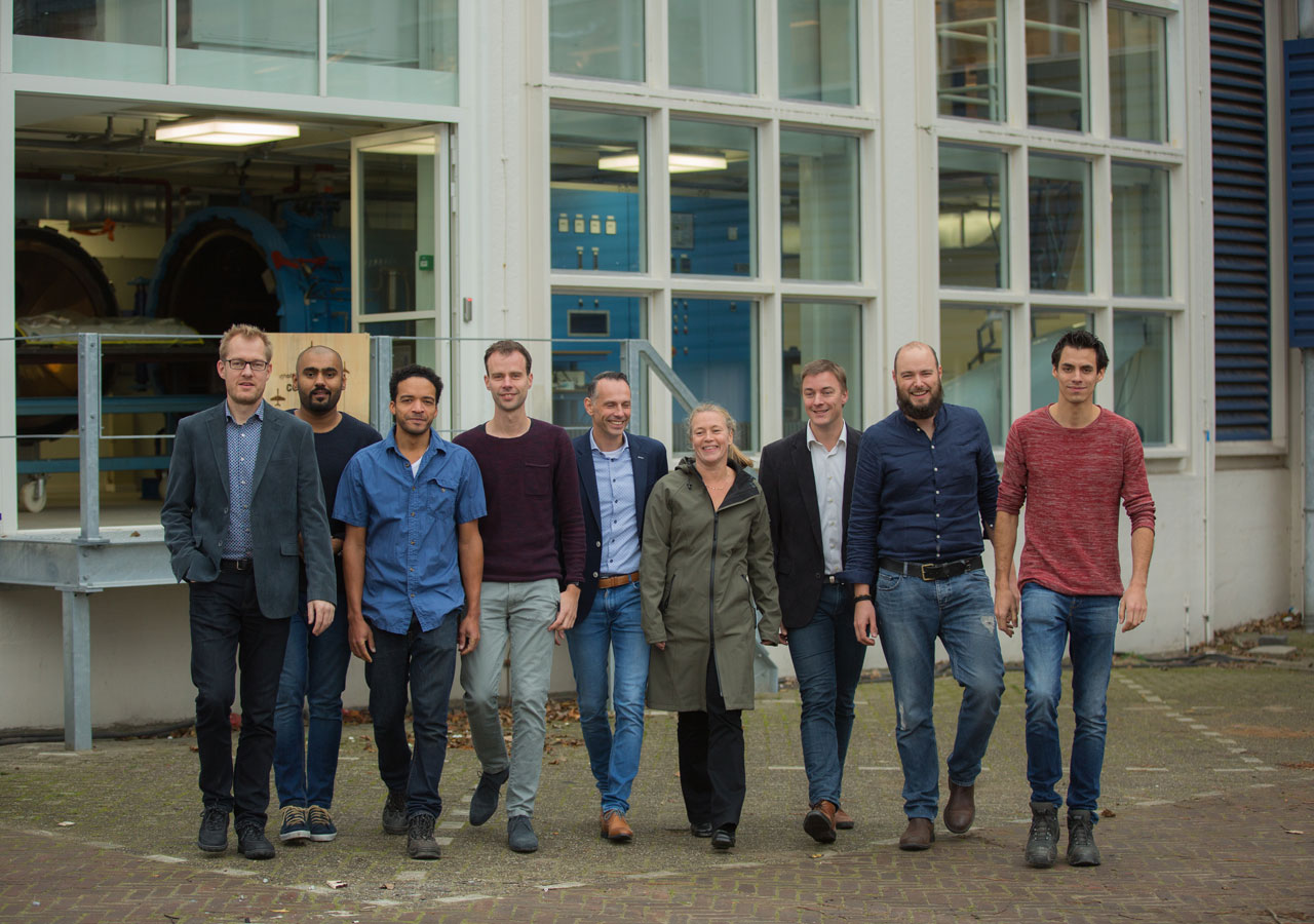 inholland composites team 2016