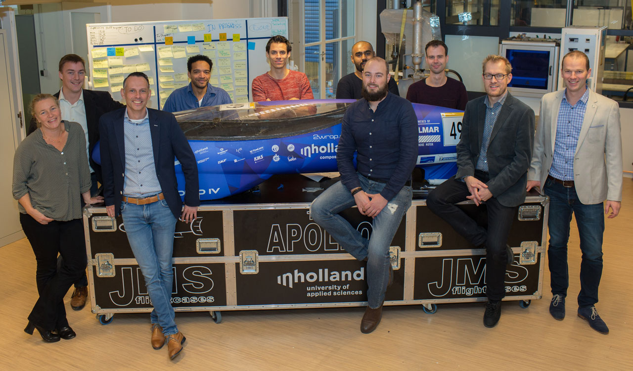 inholland composites engineering team